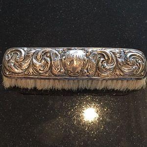 Antique dresser brush